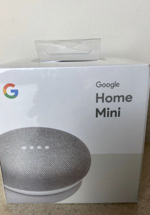 Google Home Mini Sealed for Sale in Springfield, VA