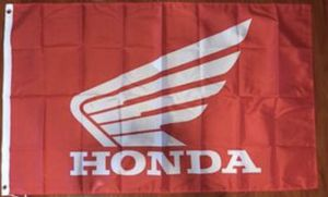 Used, Honda Red Wing Racing Flag Banner New for Sale for sale  East Brunswick, NJ