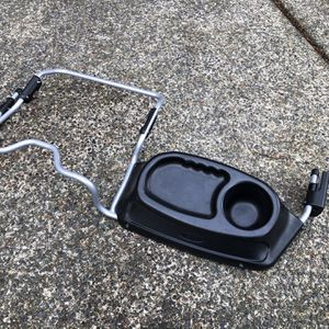 BOB Dualie Jogging Stroller Infant Car Seat Adapter (Chico) for Sale in Fox Island, WA