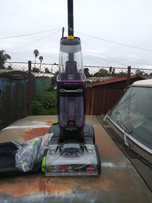 New Bissell ProHeat 2 carpet cleaner for pets for Sale in Moreno Valley, CA