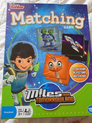 Disney junior matching game for Sale in Columbia, PA