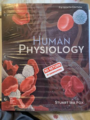 Human Physiology (15th edition) for Sale in Huntington Park, CA