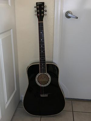 American Legacy-Elizan Acustic /Electric Guitar for Sale in Tampa, FL