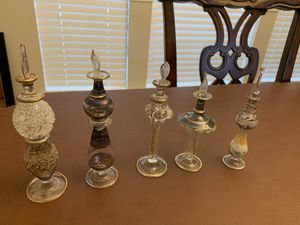 New Perfume bottles from Egypt for Sale in Katy, TX