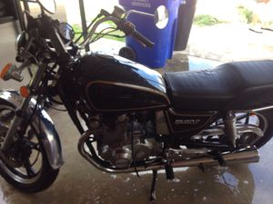 Suzuki GS450T 1981 Classic Motorcycle for Sale in Downey, CA