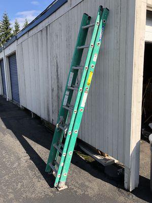 Werner 16' ladder for Sale in Kirkland, WA