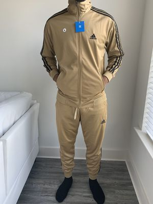 Gold adidas jumpsuit for Sale in Atlanta, GA