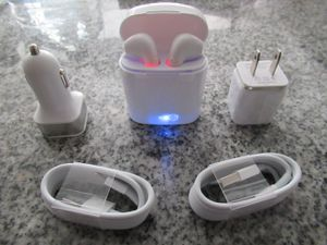 Brand New Wireless Bluetooth Headphones Earbuds Airpods for Iphone or Android for Sale in Lawndale, CA