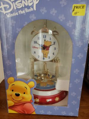 Collectable clocks in glass dome, Disney for Sale in Tampa, FL