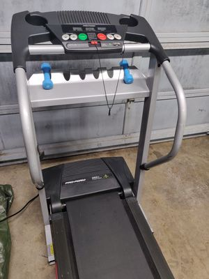 Space saver treadmill- Free delivery for Sale in Tacoma, WA
