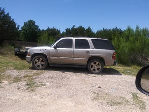 2001 chevy tahoe parts for Sale in Austin, TX