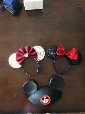 Mickey Ears for Sale in Kissimmee, FL