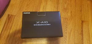 Brand New Fujifilm X-A10 Mirrorless Digital Camera & lens for Sale in Portland, OR