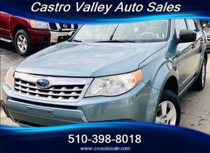 2011 Subaru Forester 2.5X for Sale in Castro Valley, CA