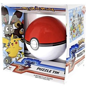 Pokemon Pokeball Poke Ball Sphere Puzzle Tin for Sale in Fontana, CA