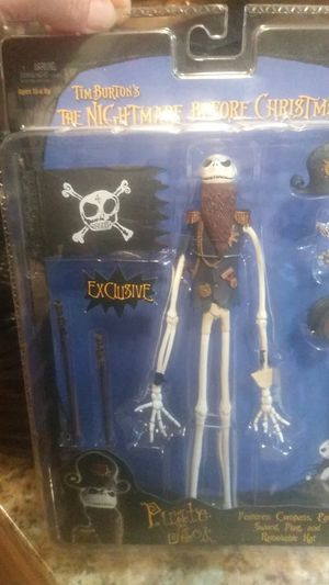 Nightmare before christmas pirate jack for Sale in Wheat Ridge, CO