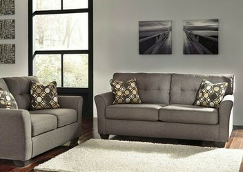 New Ashley Furniture 2pc Set Sofa And Loveseat Tax Included for Sale in San Lorenzo,  CA