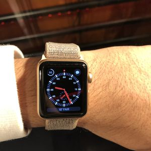 Apple Watch 3 Series 38mm GPS+LTE for Sale in Cicero, IL