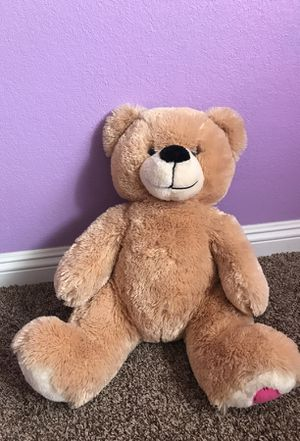 Stuffed bear for Sale in Colton, CA