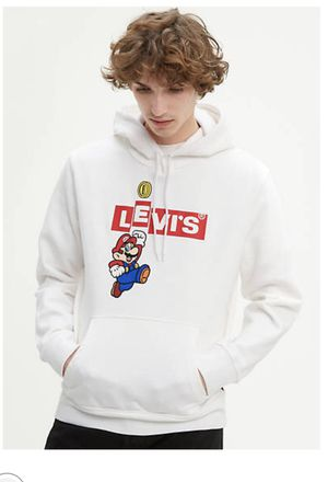 Levi's x Super Mario Hoodie Small for Sale in San Jose, CA
