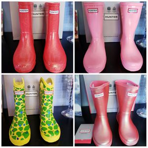 New Hunter rain boots different sizes for Sale in Norwalk, CA
