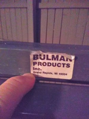 Bulman products paper rack for Sale in Richardson, TX