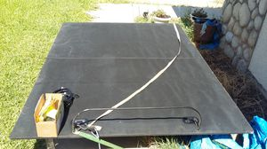 Adjustable queen bed frame ( only) for Sale in Perris, CA