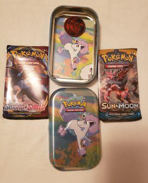 Pokemon Galar Pals Mini Tins for Sale in Wichita, KS
