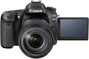 Canon EOS 80D PLUS Canon 55mm Lens for Sale in Tucson, AZ
