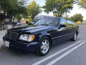 1997 Mercedes-Benz S-Class for Sale in NO POTOMAC, MD