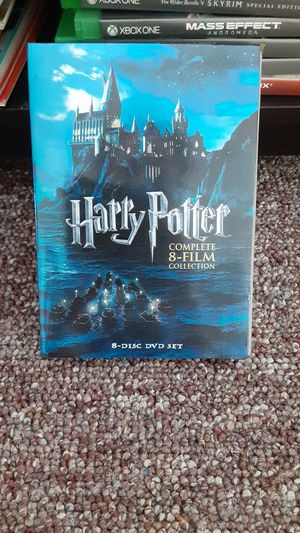 Harry Potter 8 disc set for Sale in Gulf Stream, FL