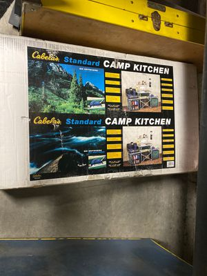 Camping kitchen for Sale in North Las Vegas, NV