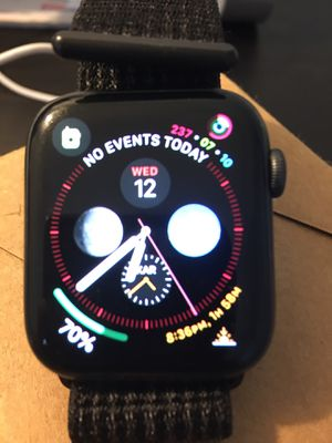 44mm Apple Watch Series 4 GPS + LTE cellular for Sale in Garland, TX