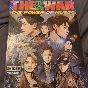 "Exo Kpop Album ""the War"" for Sale in Santa Clarita, CA"