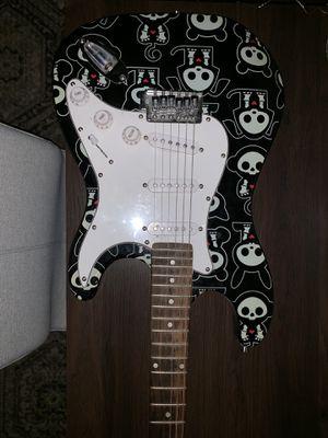 Mahar Skelanimals electric guitar for Sale in Laveen Village, AZ