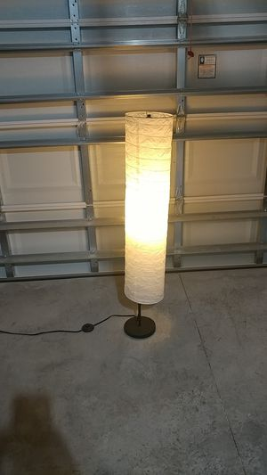 4ft paper lamp for Sale in Winter Haven, FL