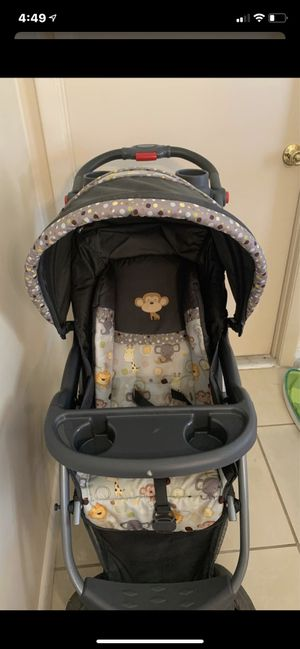 Baby stroller and car seat for Sale in Dunnellon, FL