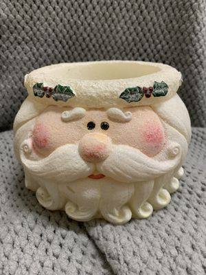 Santa Three Wick Candle for Sale in Sunnyvale, CA