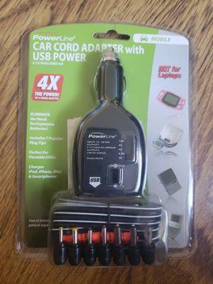 Car adapter for Sale in Mokena, IL