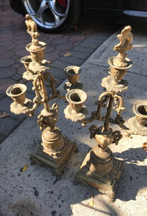 2 Candelabras for Sale in The Bronx, NY
