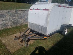 4x8 small enclosed trailer for Sale in Goldsboro, PA