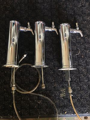 Stainless Steel Bar Tap Towers for Sale in Columbus, OH