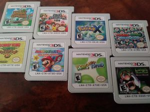 3DS games for Sale in Phoenix, AZ