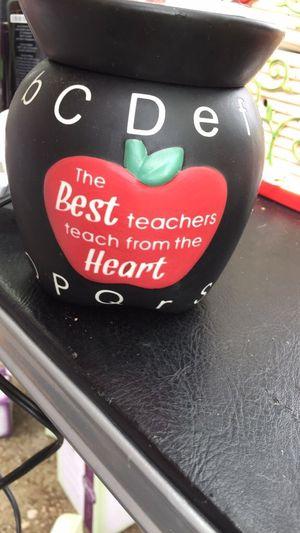 Scentsy teacher warmer for Sale in Saint Petersburg, FL