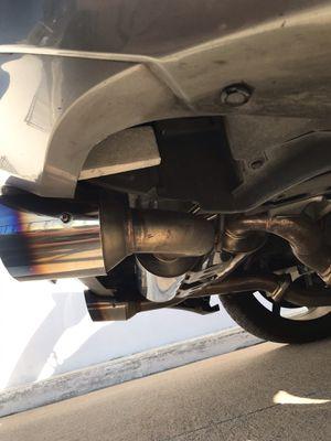 MXP AxleBack for Infiniti G37 Coupe for Sale in Glendale, AZ
