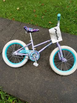 "Pacific Gleam 16"" Girls Bike for Sale in VA,  US"