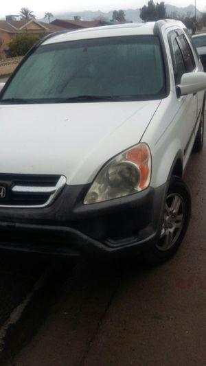 04 Honda crv for Sale in Phoenix, AZ