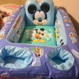 Mickey Mouse Toddler Bath Tub Blow Up for Sale in Corona, CA