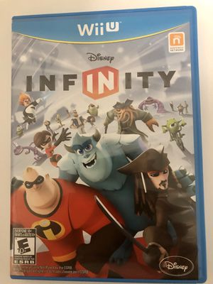 Nintendo Wii I Disney Infinity Video Game for Sale in Fuquay-Varina, NC