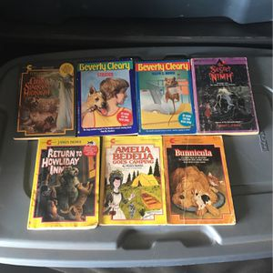 Kid Chapter Books $2 For All for Sale in Anaheim, CA